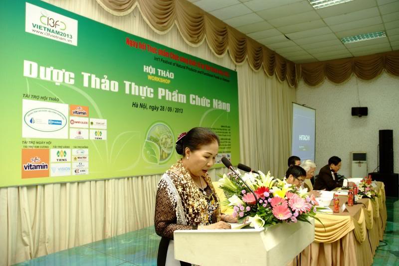 Hội thảo Dược thảo Thực phẩm chức năng