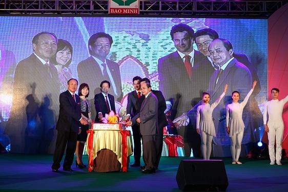 Lễ kỉ niệm 20 năm thành lập Tổng Công ty cổ phần Bảo Minh