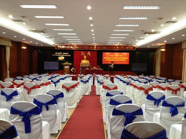 Hội nghị bồi dưỡng kiến thức - Tập đoàn viễn thông quân đội Viettel