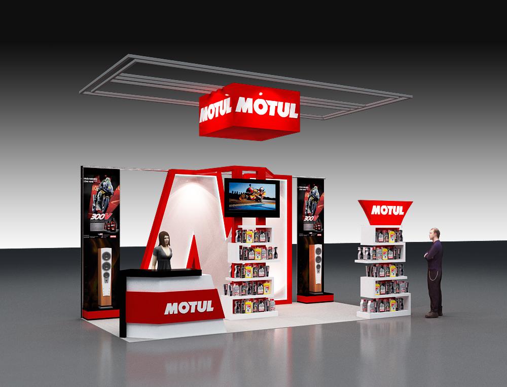 Motul Booth