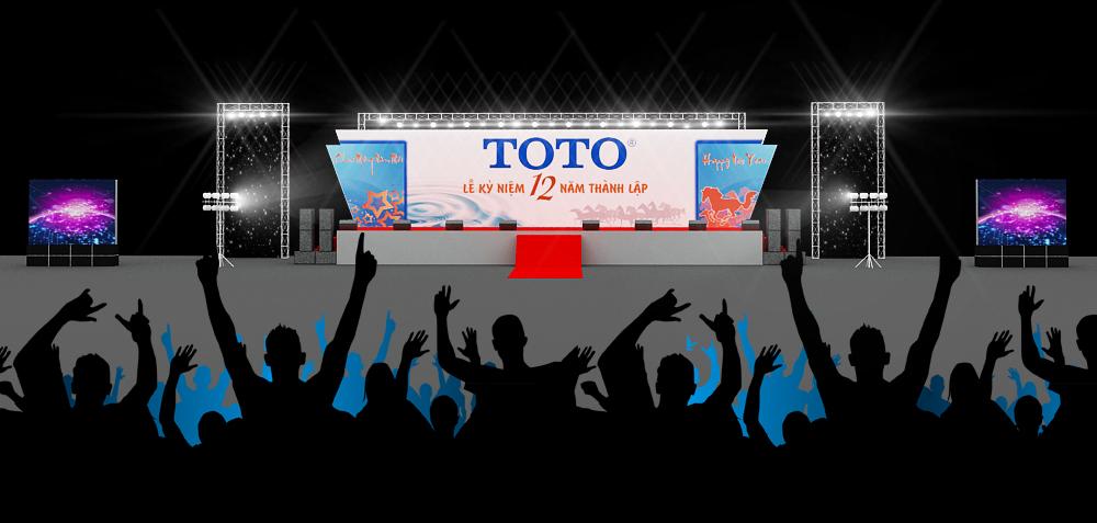 TOTO's 12 Anniversary